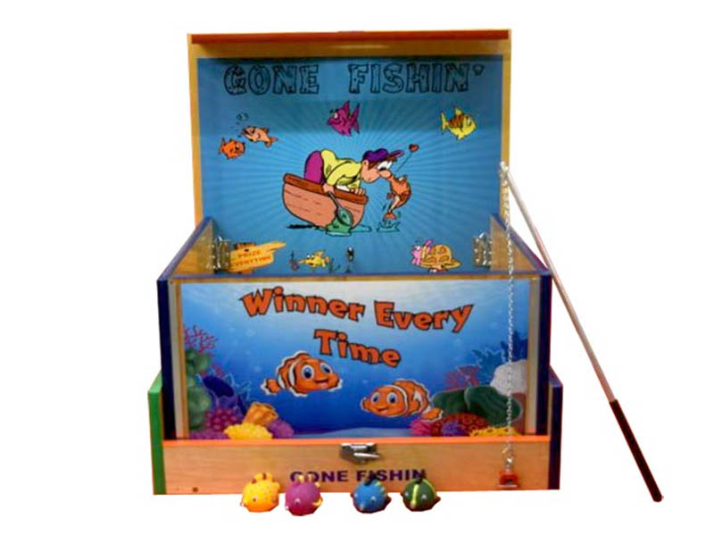 Gone Fishin' Case Game