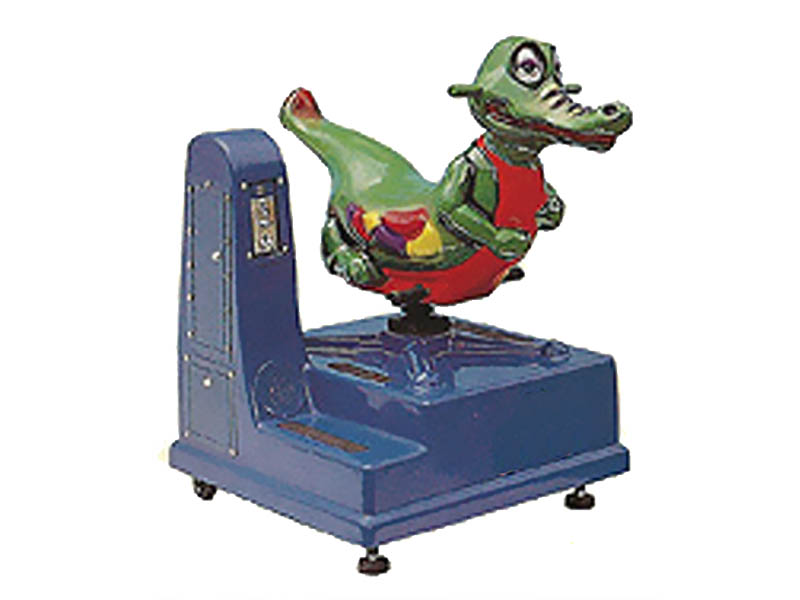 Crocodile Kiddie Ride