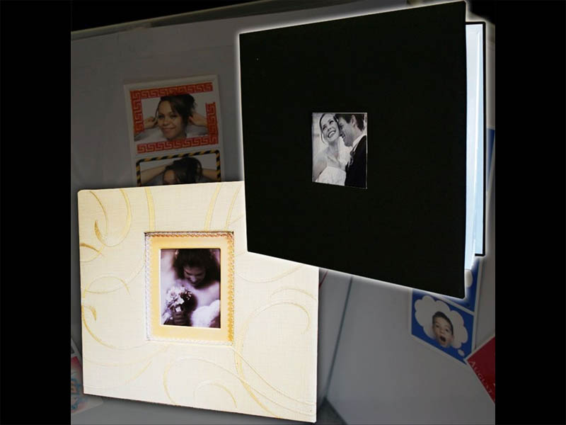Scrapbook for Photo Booth